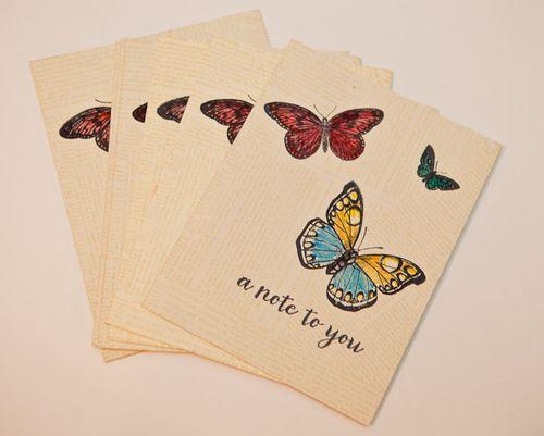 Notecardset