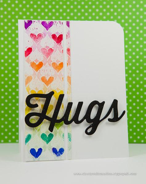 Hugs by Cheiron Brandon_