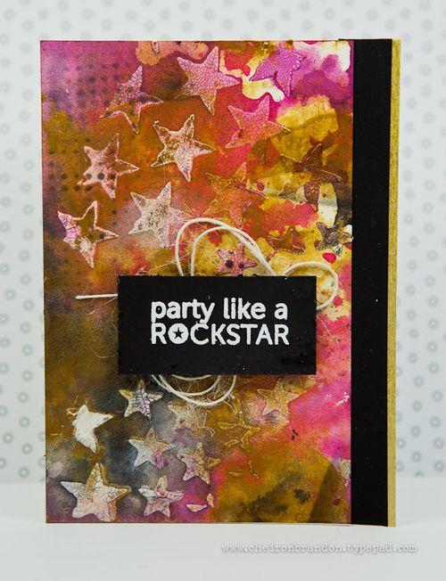 Like a rockstar by Cheiron Brandon_