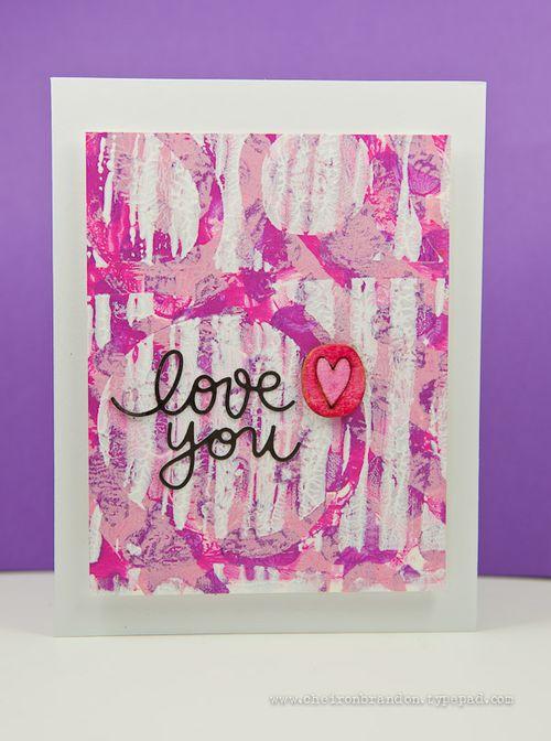 Love You by Cheiron Brandon_