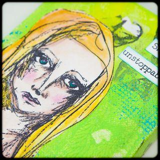 Cheiron Brandon canvas class closeup