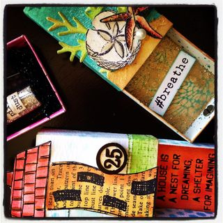 Mini matchbooks