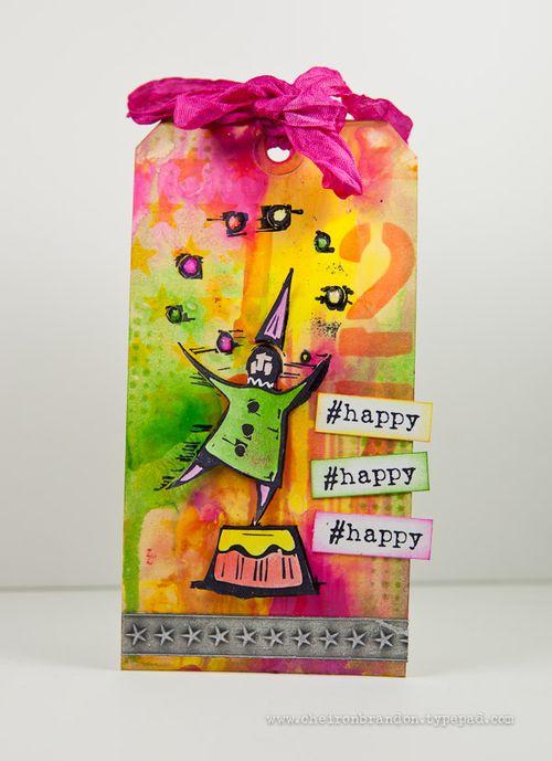 #happy by Cheiron Brandon