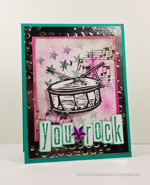 You rock by Cheiron Brandon_