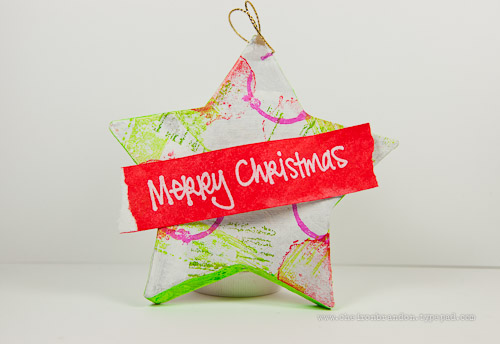 Ornament front by Cheiron Brandon