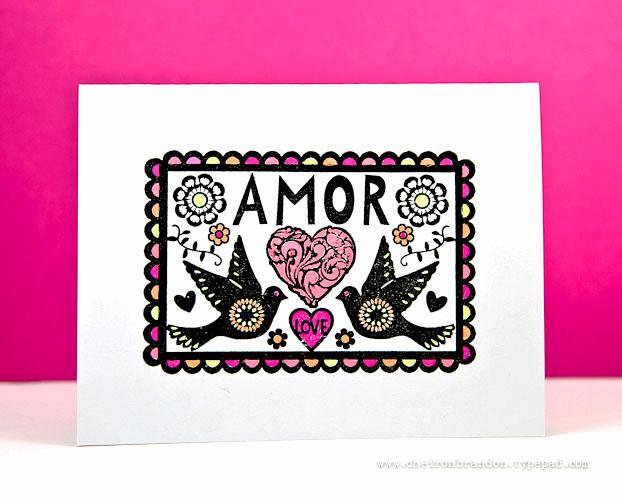 Hero arts amor by Cheiron Brandon_