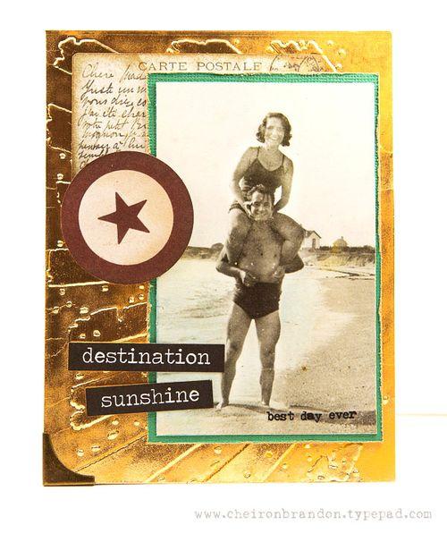 Destination sunshine by cheiron brandon_