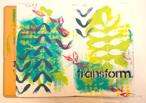 Transform journal  by cheiron_