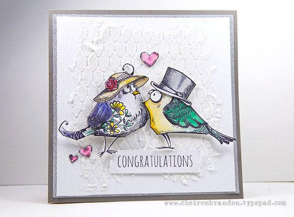 Cheiron- crazy in love birds