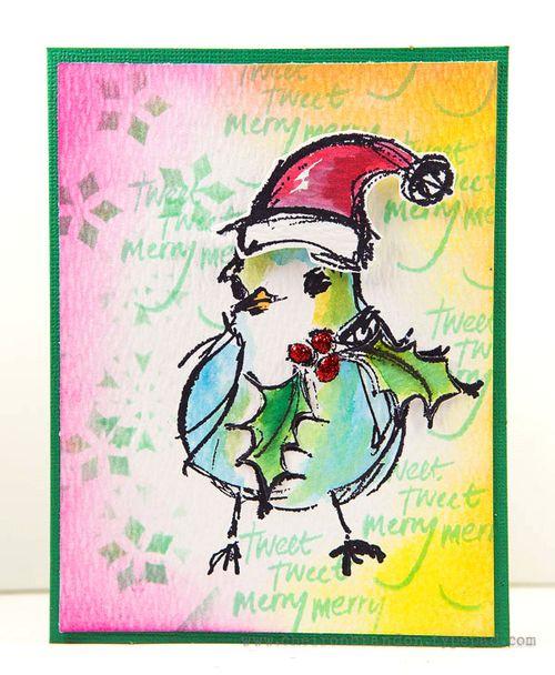 Cheiron- merry merry tweet tweet_