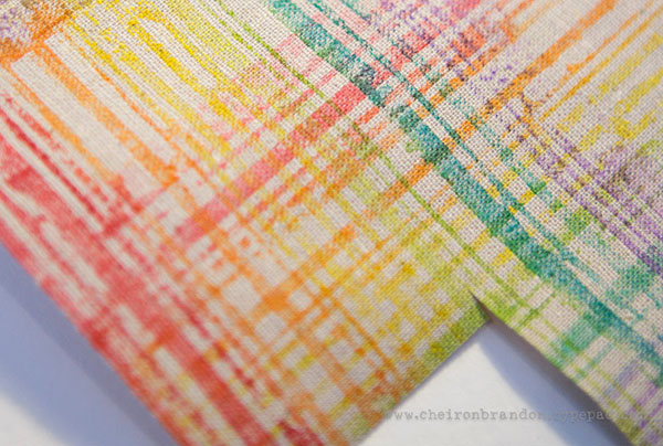Cheiron- june tim tag of 2016 plaid