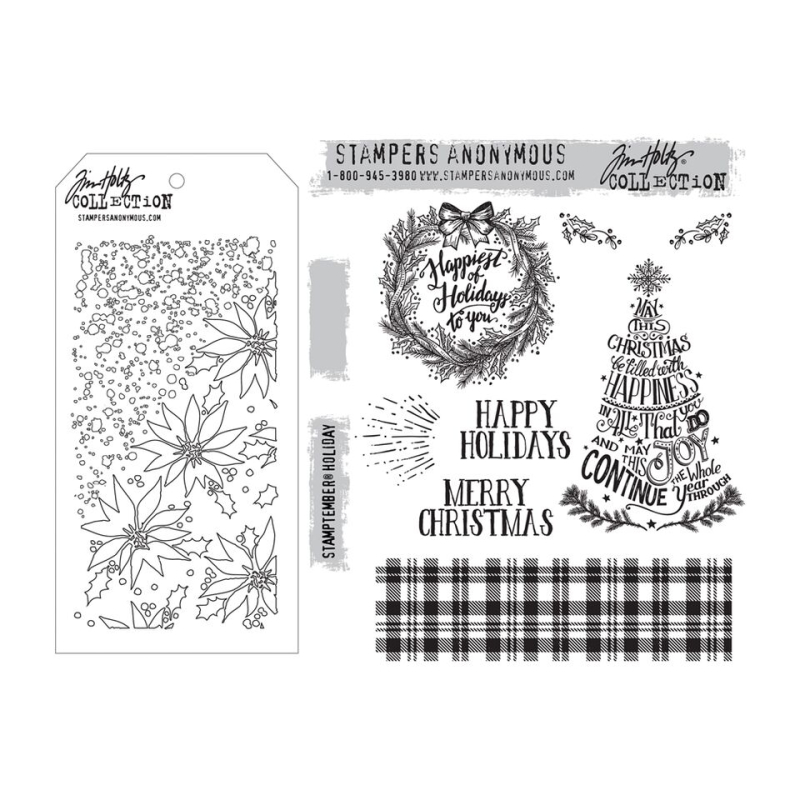 Tim holtz stamptember set