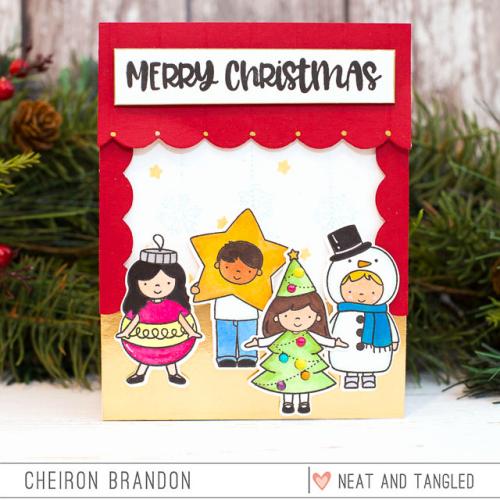 Cheiron-christmas paegant
