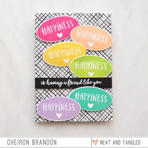 Cheiron- Happiness is_