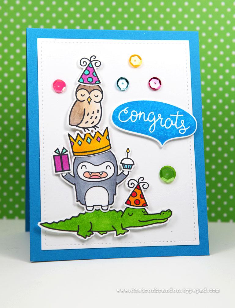LS 100 Congrats by Cheiron Brandon_