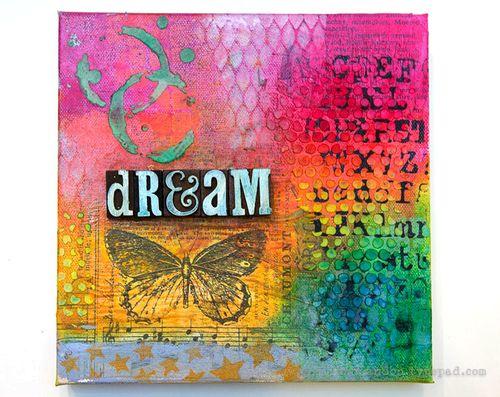 Dream canvas by cheiron_