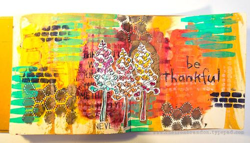 Be thankful journal by cheiron_