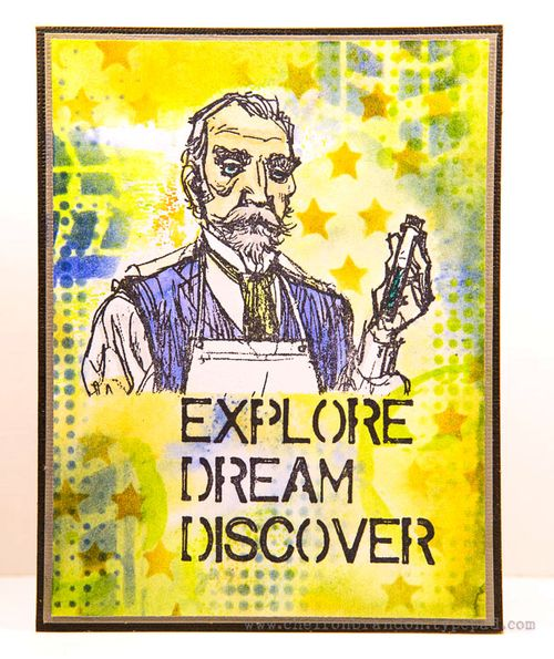 Cheiron- explore dream discover_