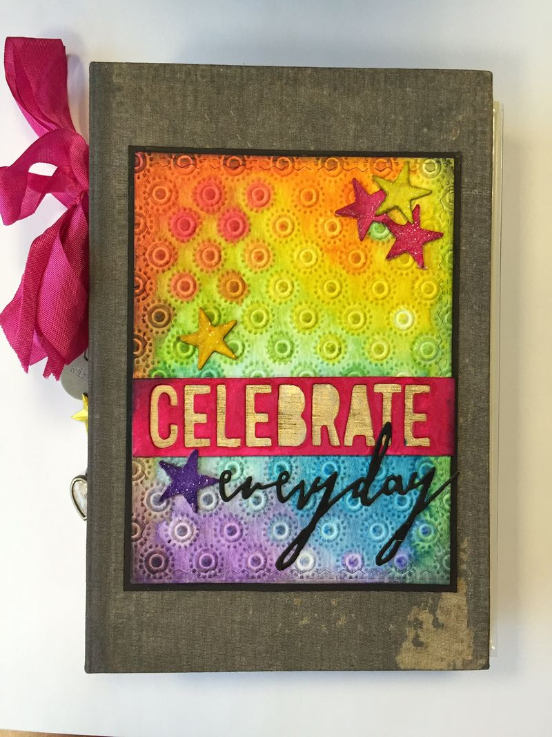Celebrate everyday planner