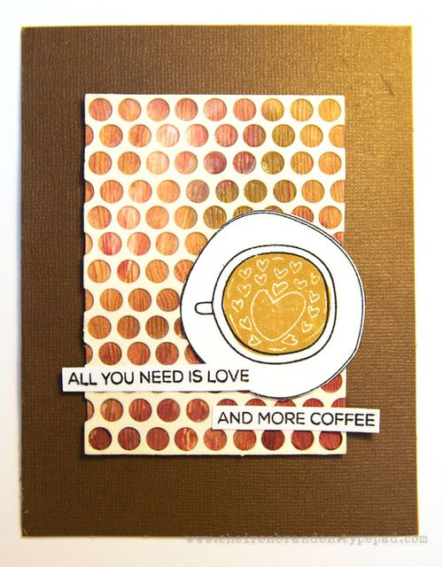 Cheiron love and more coffee