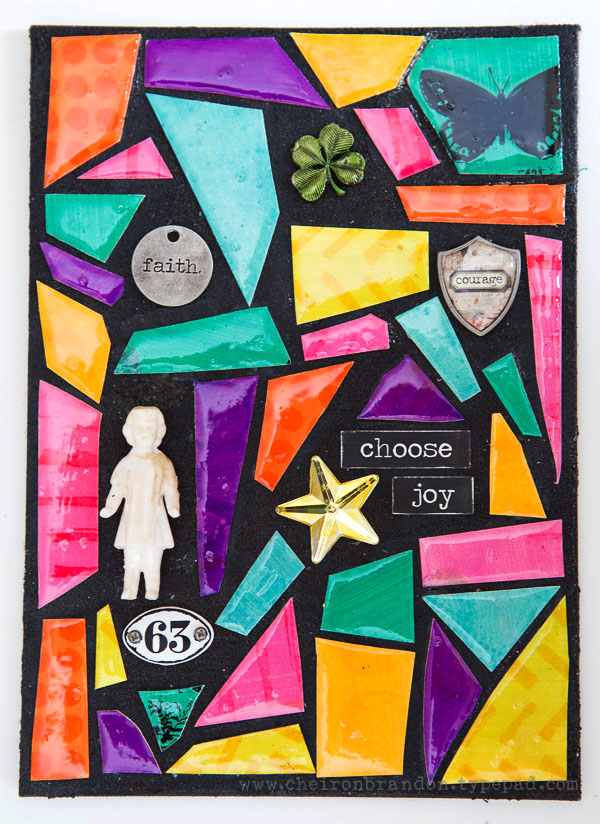Cheiron choose joy mosaic_