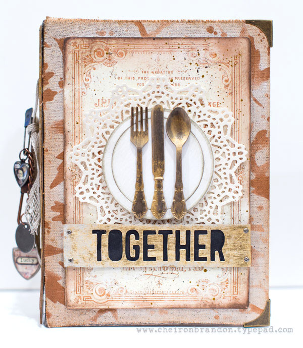 Cheiron- together recipe book