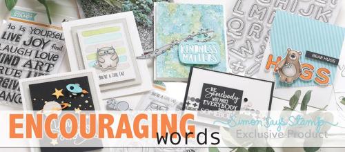Encouraging Words Oblong