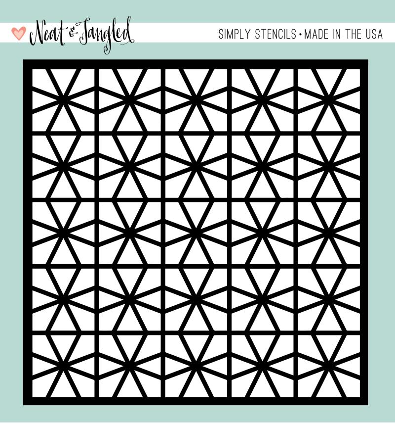 Geometriccirclesstencil-01