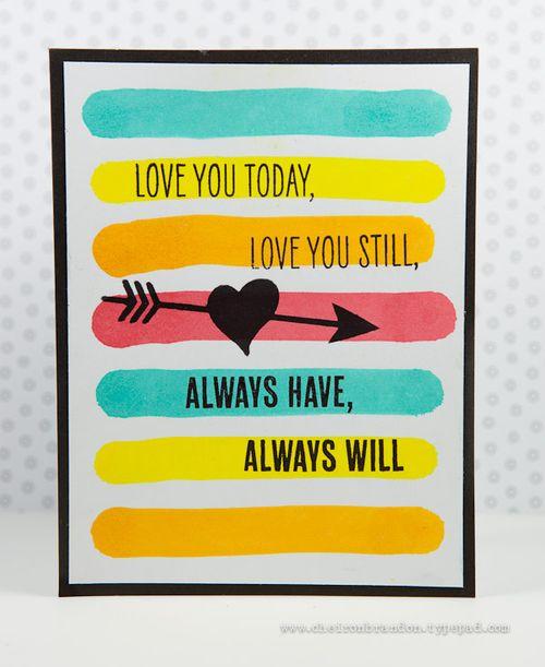Love You Today by Cheiron Brandon