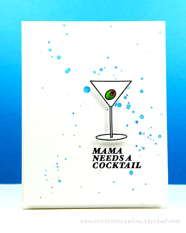 Mama needs a cocktail by cheiron_