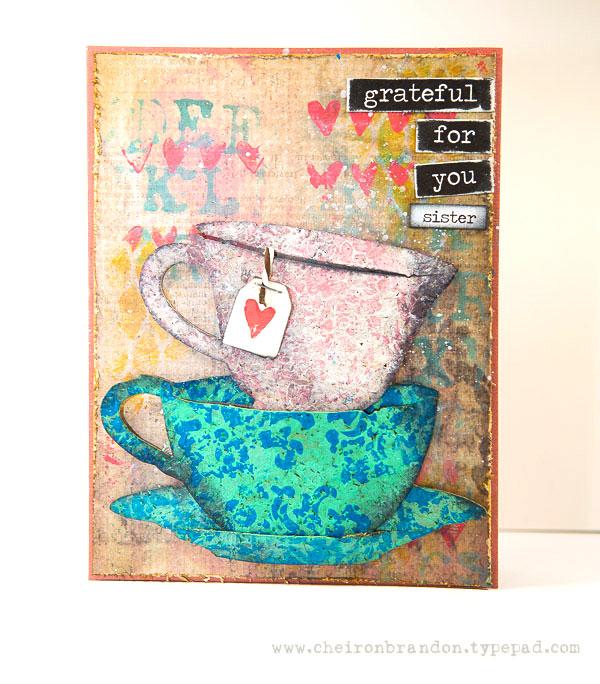 Tea time by cheiron_