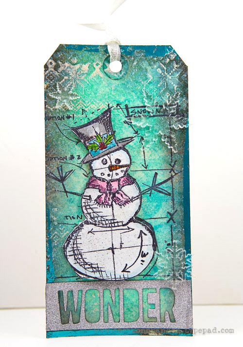 Cheiron- nov tim tag of 2015 snowman