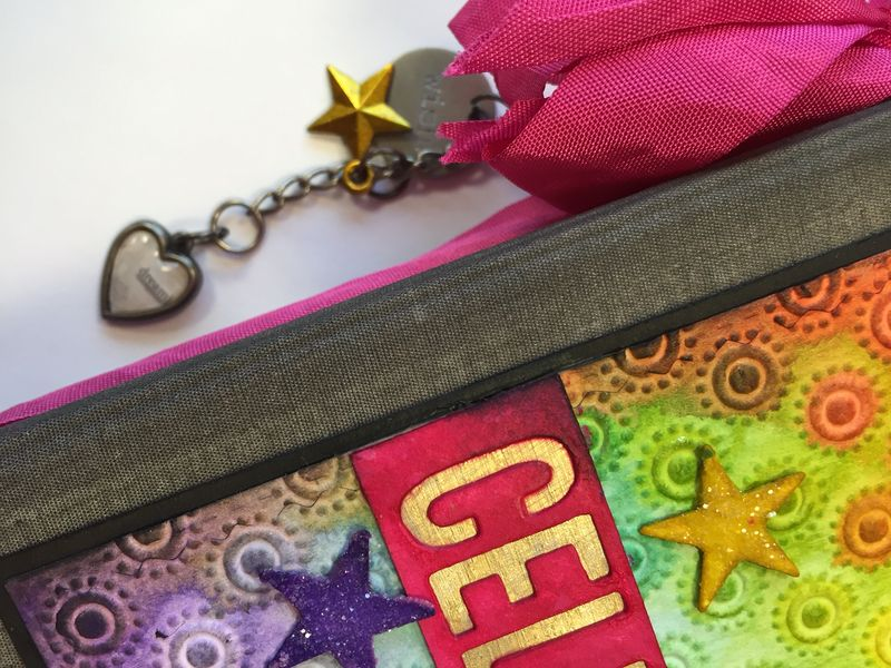 Celebrate everyday planner closeup