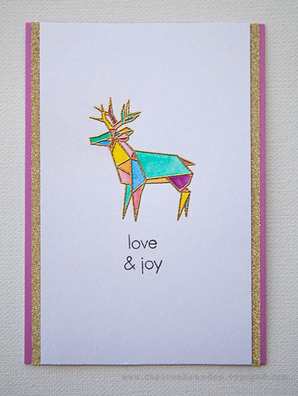 Cheiron- hero arts holiday hop deer
