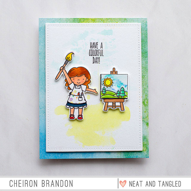 Cheiron paint nite_
