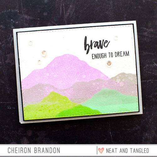 Cheiron -layered landscapes