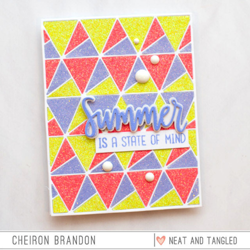 Cheiron triangles