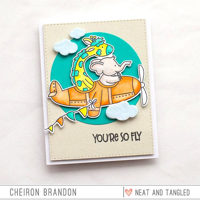 Cheiron - youre so fly_