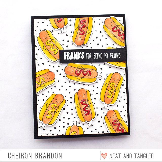 Cheiron - hot dog_