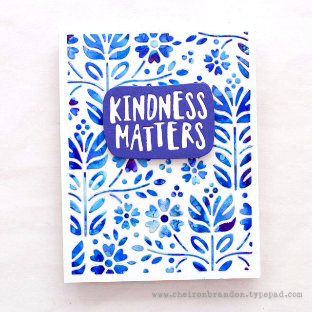 Cheiron -kindness matters