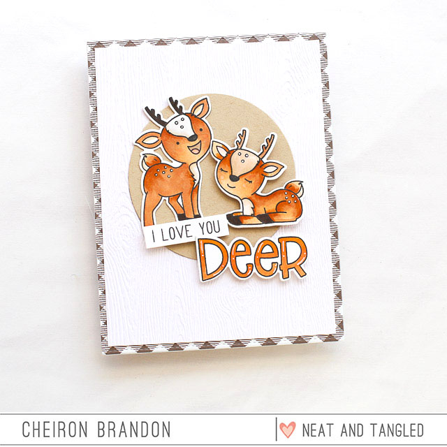 Cheiron oh deer n&t
