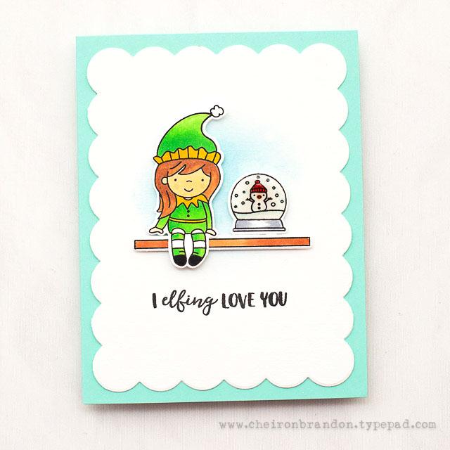 Cheiron - i elfing love you_
