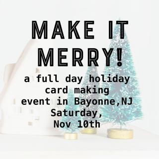 Make it merry 2018
