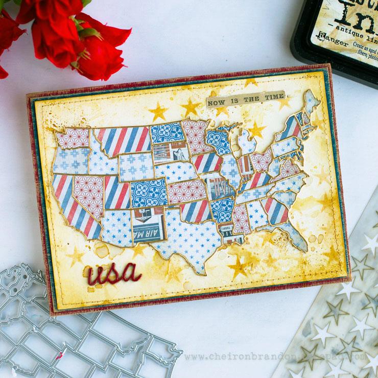 Cheiron stars and stripes USA_