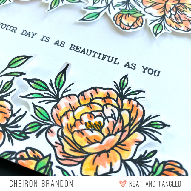 Cheiron neat and tangled stamptember 2