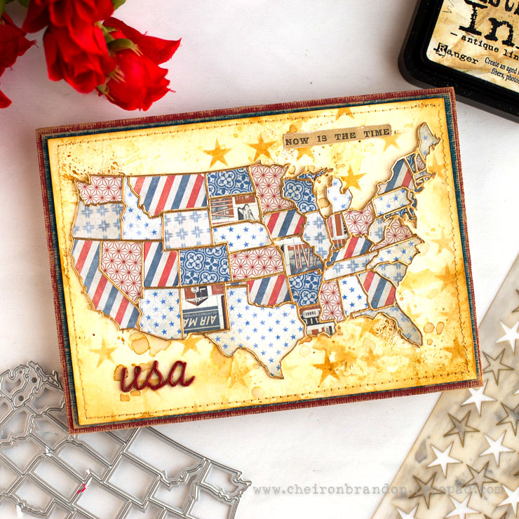 Cheiron stars and stripes USA