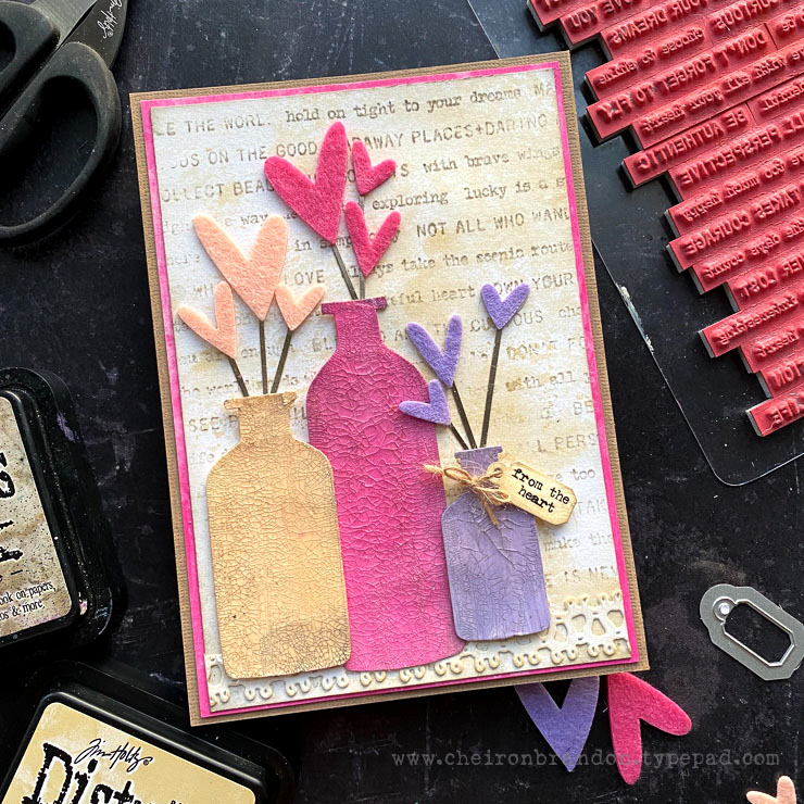 Tim holtz bottled up dies_cheiron_