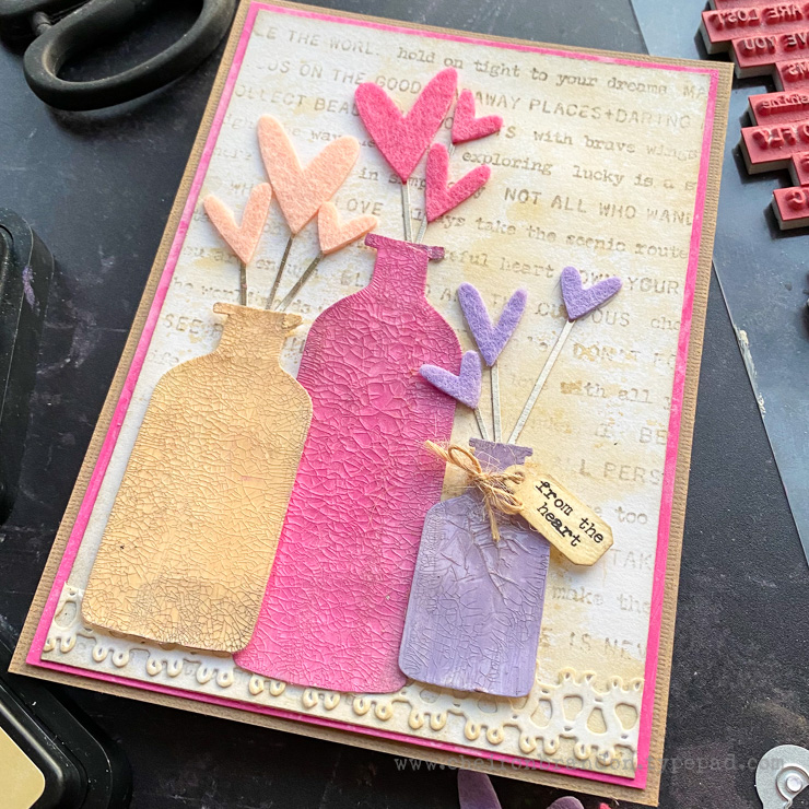 Tim holtz bottled up dies_cheiron 5