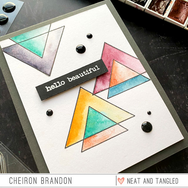 Cheiron hello beautiful triangles