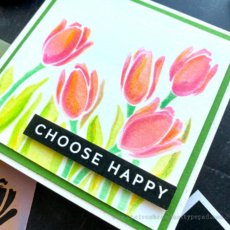 Choose happy 3